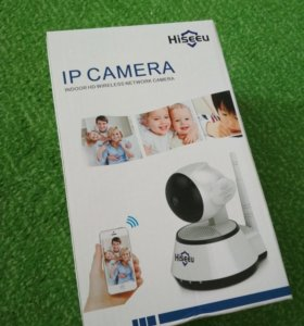 Видеоняня Ip camera Hiseeu Hd 720p Wifi