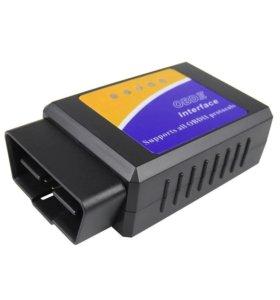 Диагностический сканер Elm327 bluetooth v1.5