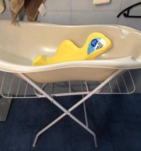 Ванна и подставка