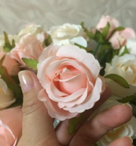 Искусственные розы