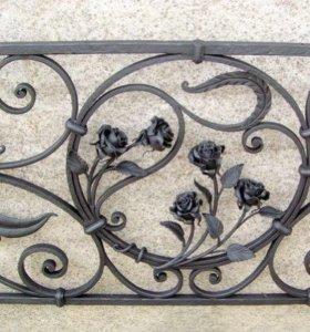 Кованные беседки, навесы, ворота, ограды, лестницы