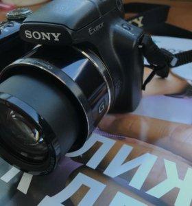 Цифровой фотоаппарат Sony Cyber-shot DSC-HX1