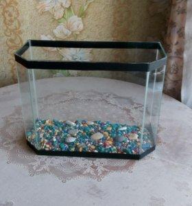 аквариум 12л