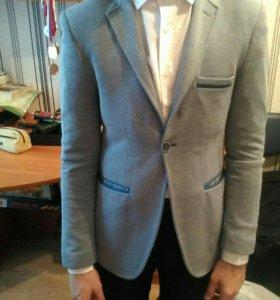 Пиджак молодежный, мужской