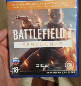 Игра на PS 4