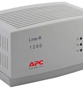 Стабилизатор напряжения APC Line-R 1200