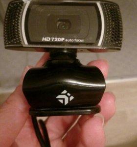 Веб-камера DEXP100