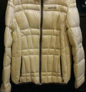 Куртка натуральный пух