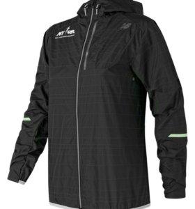 Ветровка New Balance куртка спортивная для бега