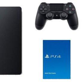 Sony PlayStation 4 Slim Blak 500 Gb