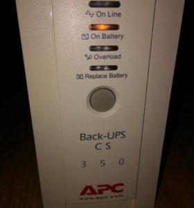 Back-UPS CS 350