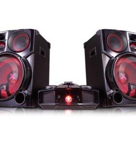 Музыкальная система LG 9960 X-Boom новый на гор-и