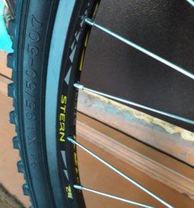 новая колесо 24×1