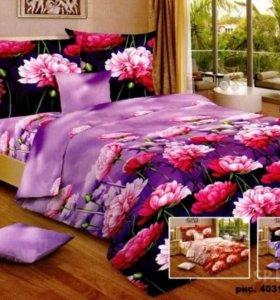 Постельное бельё 2-х спальный. Бязь👍💣🔥
