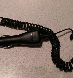 Автомобильная зарядка для Nokia
