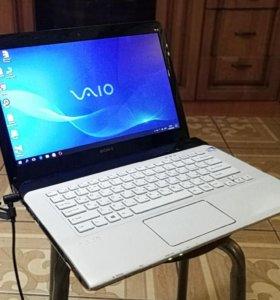 """Ноутбук Sony Vaio/14""""/Pentium B980 2*2.4Ghz/4GB"""