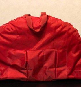 Детский коврик-сумка