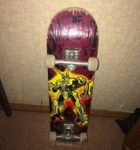Скейт за пол цены ребята