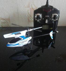 Радиоуправляемый вертолёт Wltoys v911