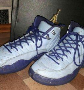 Баскетбольные кроссовки jordan 12 retro