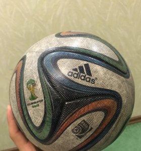 Футбольный мяч ЧМ2014 (Brazuca) ОРИГИНАЛ