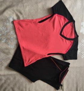 Костюм для фитнеса женский