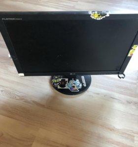 Продам монитор LG flatron W2241S