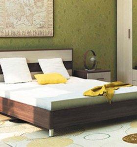 Кровать Флоренция с отопед. основанием 1,6х2,0