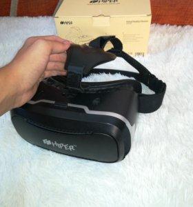 Шлем/очки виртуальной реальности Hiper