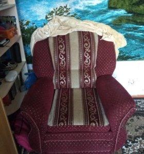 Кресло-кровать 2шт