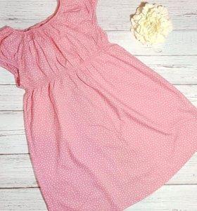 Лёгкое платье Gloria Jeans
