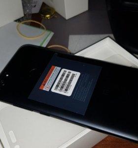 Xiaomi mi a1. Новый. Чехол, стекла и пленки