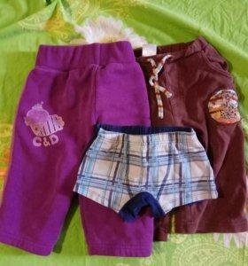 Пакет вещей на ребенка 6мес-1год
