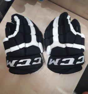 Перчатки хоккейные Краги