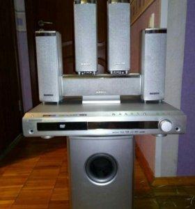 Домашний кинотеатр Samsung HT-DB750M (2416)