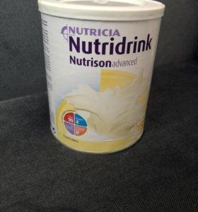 Сбалансированная смесь Nutridrink