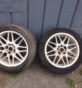 Два колеса на 17