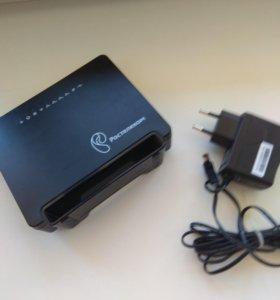 Оборудование Ростелеком модем Sagemcom