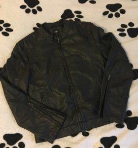 Куртка мужская Zolla экокожа