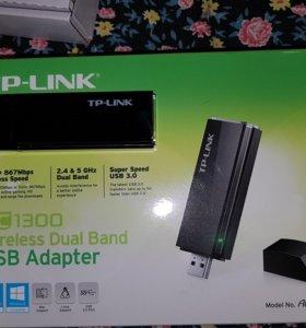 tp-link archer t4u, usb adapter
