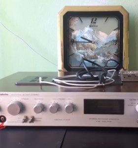Радиотехника У-7101 стерео