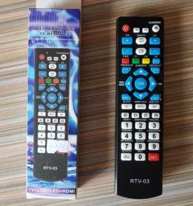 Универсальный пульт для ТВ