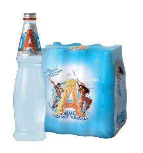 Вода лечебная АРАРАТ 0.5 л стекло