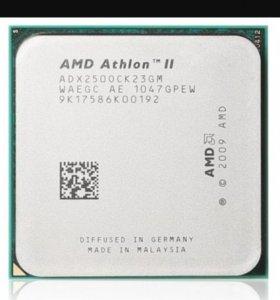 Процессор AMD Athlon II X2 250 3.0GHz АМ2+,АМ3,3+