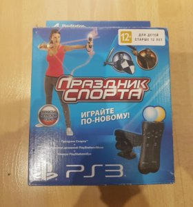 PlayStation 3. Move + камера