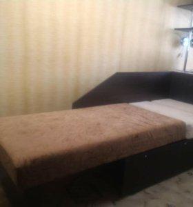 Кровать-диван детский