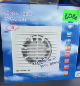 Вентилятор vents 100s