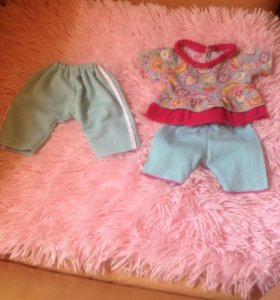 Одежда для кукол: беби бон
