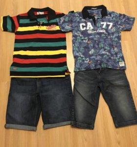 Детская одежда на мальчиков от 4-12л.👕👖👍.