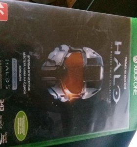 Обмен Halo master chief collections xbox one